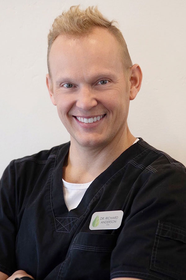 Richard P. Anderson, DDS